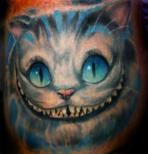 epic tattoo cat by epic