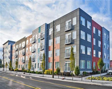 Cincinnati Appartments by Cincinnati S Gantry Apartments Earns Leed Silver