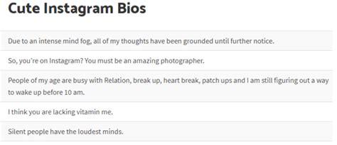 list of funny instagram bios status ideas whitedust list of funny instagram bios status ideas whitedust