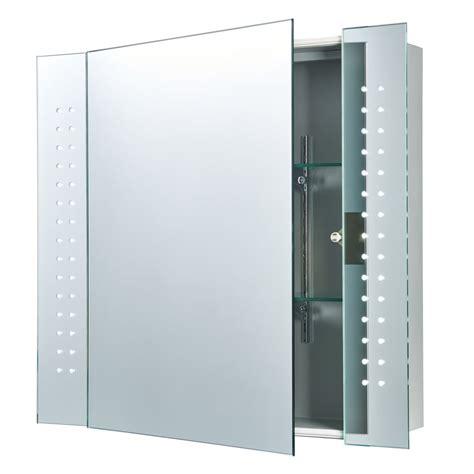 led bathroom cabinet sensored mirror cabinet