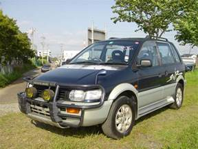 Mitsubishi Rvr 1994 Mitsubishi Rvr Sports Gear 1994 Used For Sale