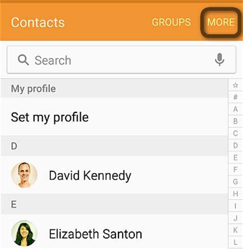 android contacts app how to transfer android contacts to iphone