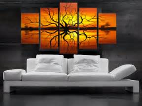 canvas art home wall decor ideas