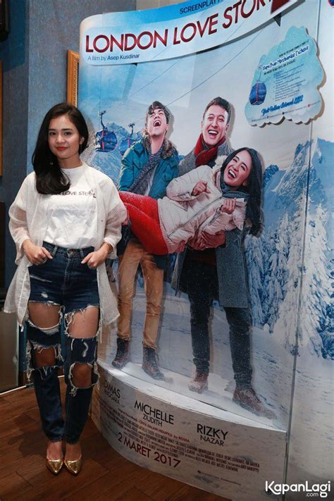 lagu yg di film london love story foto preskon perilisan novel london love story 2 makin