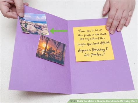 make an card how to make a simple handmade birthday card 15 steps