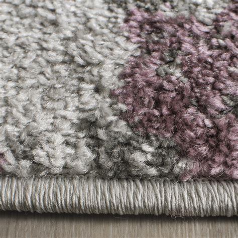 grey purple rug lark manor ales light grey purple area rug reviews wayfair