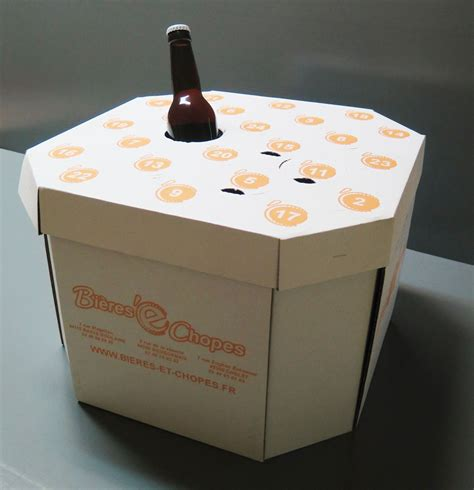 Calendrier Avent Biere En Avent La Bi 232 Re La Vague De Fond Des Packagings