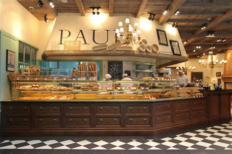 Bakery In by Paul Franchise World Franchise