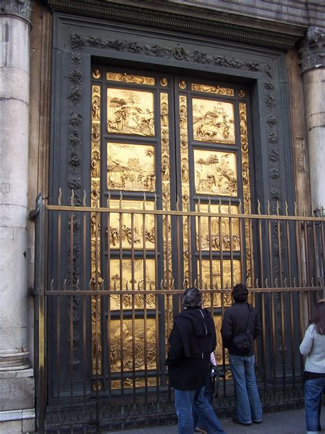 Golden Door by Golden Doors Museo Dell U0027opera Duomo The
