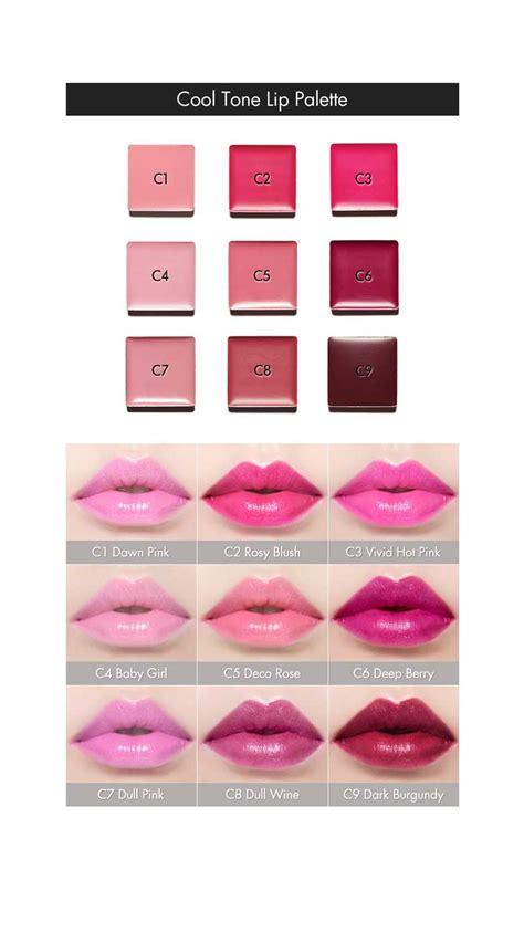 Etude House Personal Color Palette Pro Cool Tone box korea etude house personal color palette cool