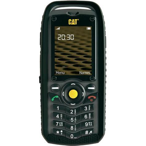 Werkstatt Telefon by Cat B25 Dual Sim Outdoor Mobile Phone Black Grey From
