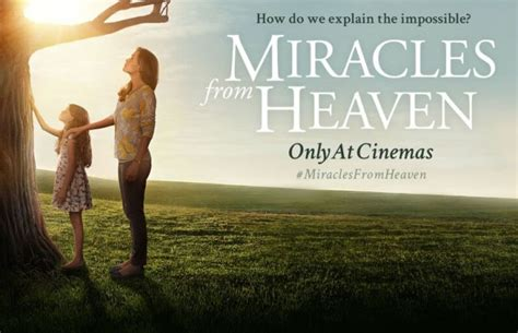 Miracles From Heaven Free Miracles From Heaven The Light