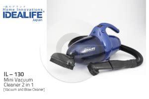 Il 130 Idealife Compact Mini Vacuum Cleaner Nugrahantoinu Mini Vacum Cleaner Idealife Harga Murah