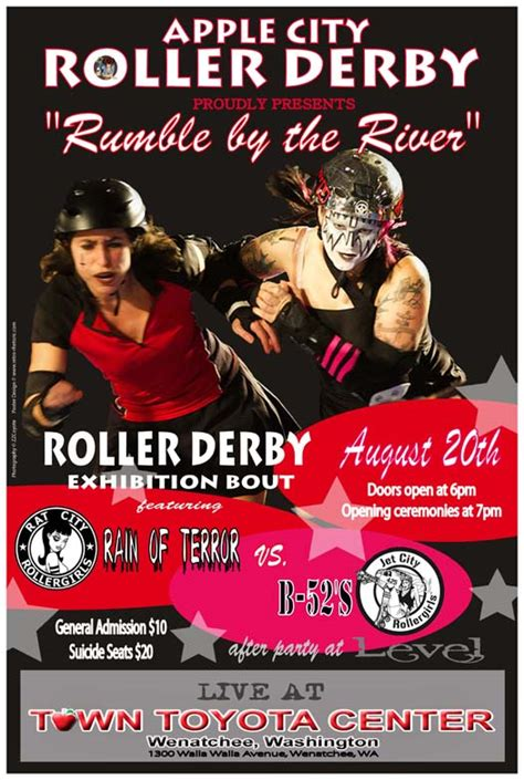 Town Toyota Center Roller Skating 2011 News Archive 171 Rat City Rollergirls