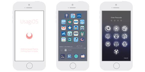 Iphone 4s Icons Top Bar by Wip Usagios Winterboard Theme By Mizmizuki On Deviantart