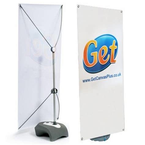 Paket Xbanner Outdoor xbanner outdoor stand display fior exhbitions 800mm 1800mm