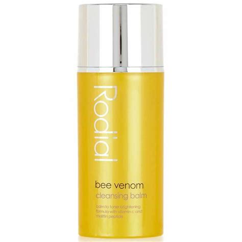 Bee Clean Detox Pills by Rodial Bee Venom Cleansing Balm 100 Ml