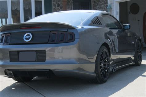 2013 Mustang Gt Side Exhaust 2013 2014 mustang cervini s complete side exit exhaust