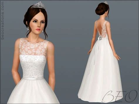 sims 3 wedding hair 39 best sims 3 wedding dresses hairstyles and jewelry