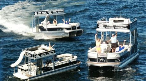 pontoon boats on lake michigan 151 best images about party boats on pinterest