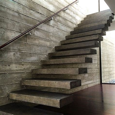Concrete Stair Design Of Your awesome floating concrete stairs concrete wave design concrete countertops fireplaces