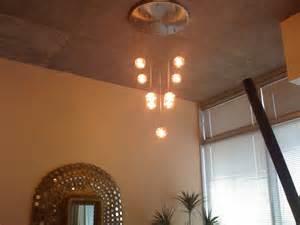 Pendant Lighting For High Ceilings Lighting High Ceiling Modern Atlanta