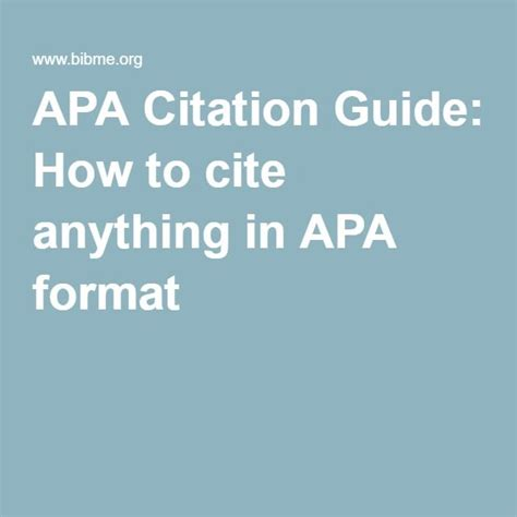 How To Cite An Essay In Apa by 17 Best Ideas About Apa Guide 2017 On Apa Style Paper Apa Format Guide And Apa