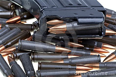 guns ammo guide to ak 47s a comprehensive guide to shooting accessorizing and maintaining the most popular firearm in the world books ak 47 ammo with mag stock photos image 19464443