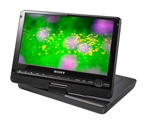 dvd player readable format sony dvp fx950 portable dvd player 10 hours battery