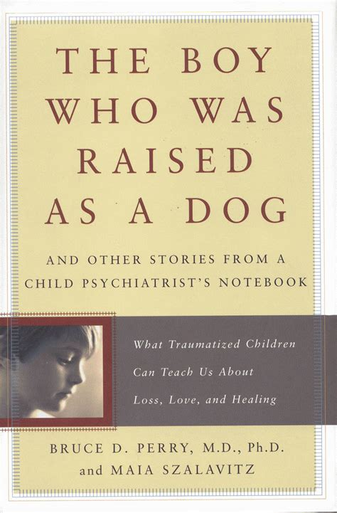 the boy who was raised as a david smith segarra dr bruce perry child psychiatrist