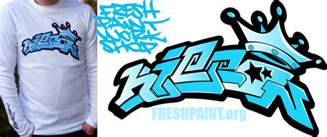 design logo grafity graffiti logo design02 fresh paint