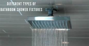 types of bathroom shower fixtures in australia