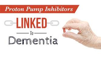 How Can You Take Proton Inhibitors Proton Inhibitors Linked To Dementia The