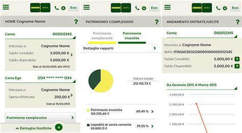 credito emiliano credem l app ufficiale per gestire l omonimo conto