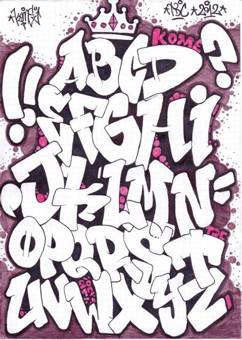 lettere alfabeto graffiti 25 best ideas about graffiti lettering on
