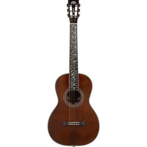 Gitar Akustik Washburn vintage washburn acoustic