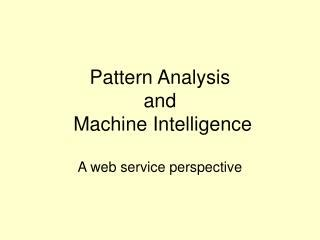 pattern analysis and machine intelligence wikipedia ppt bloodstain pattern analysis powerpoint presentation