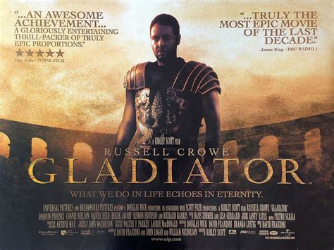 hollywood film gladiator steven gerrard in hollywood movie posters liverpool echo