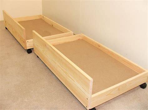 diy under bed drawers 1000 ideas about under bed storage on pinterest under bed under bed storage boxes
