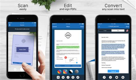 Document Scanner App For Iphone