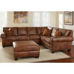 furniture awesome leather brown sectional couches design living room sofas 2017 grasscloth wallpaper