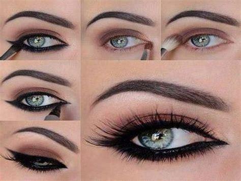 tutorial make up pengantin step by step 21 eye makeup tutorials for beginner london beep
