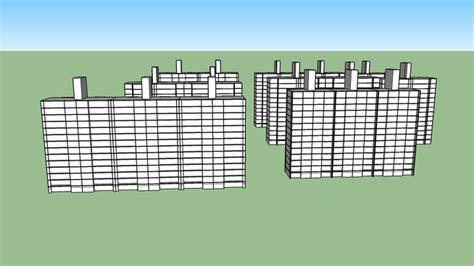 appartment com 1st hyundai apartment gaepo 3d warehouse