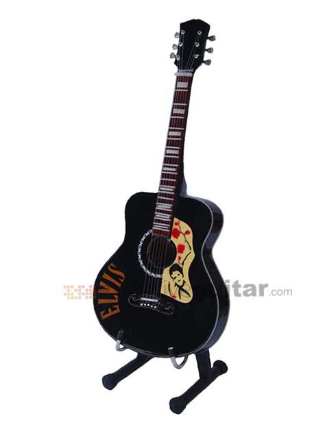 Miniatur Gitar Exlusive 3 miniature guitar exclusive miniature guitars elvis acoustic flowers