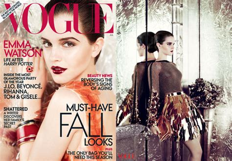 emma watson vogue 2011 50 things you probably didn t know about emma watson