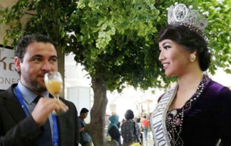 Putri Ayu Jamu Serbuk konferensi asia afrika 2015 populerkan jamu tradisional khas indonesia kabar berita artikel