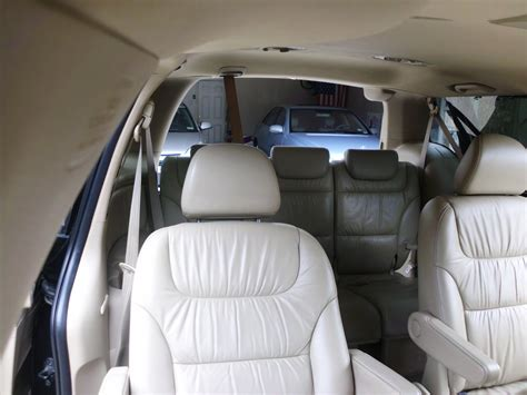 2007 Honda Odyssey Interior by 2007 Honda Odyssey Pictures Cargurus