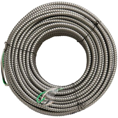 10 3 mc cable 50 afc cable systems 10 2 x 50 ft bx ac 90 armored