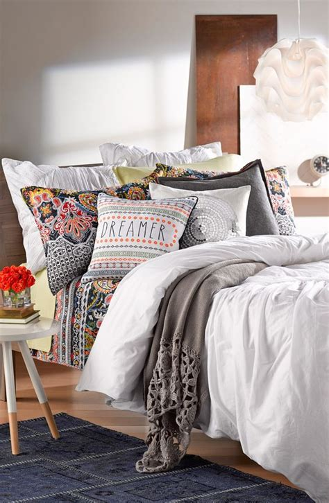 Minimalist Boho Bedroom Paisley Prints From Ancient To Today