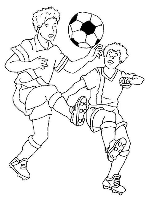 coloring pages of girl soccer players soccer coloring page az coloring pages
